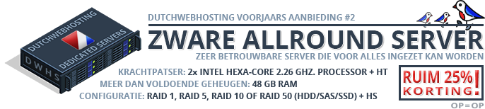 Zware Allround Server