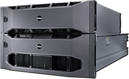 High-end Dell PowerEgde servers
