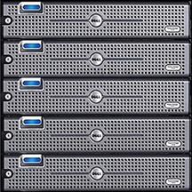 Dell PowerEgde servers